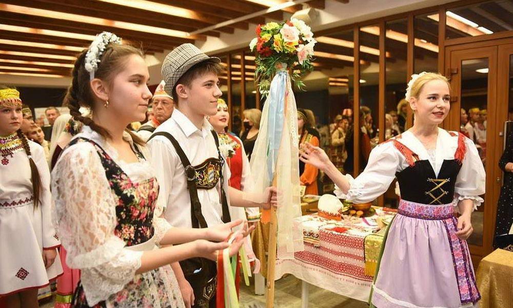 МК «Inspiration» на празднике народного единства