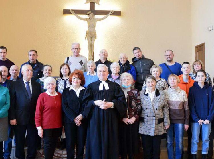 Лютеранское богослужение 28.03.2021