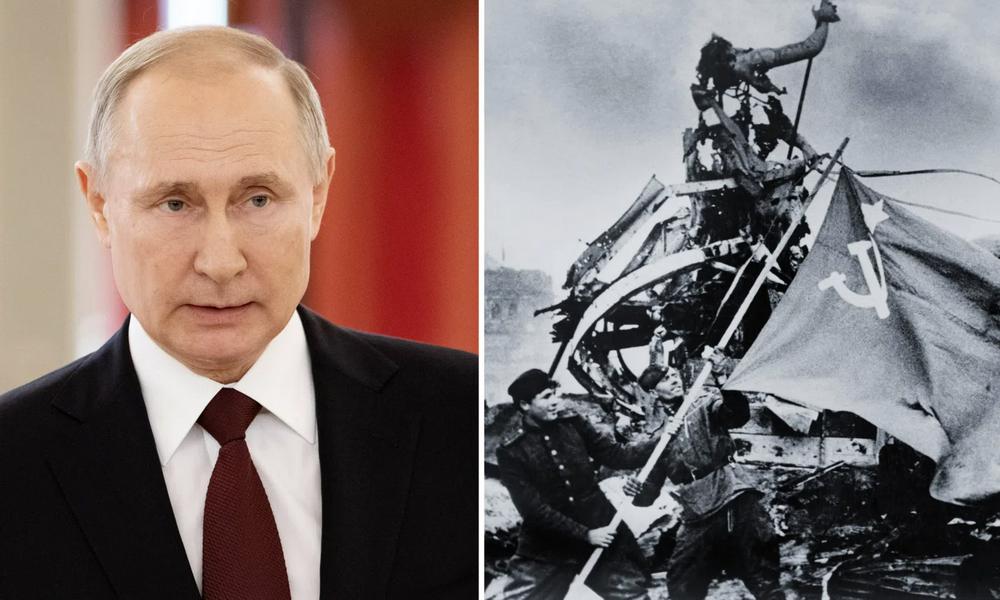 Wladimir Putin: Offen sein, trotz der Vergangenheit