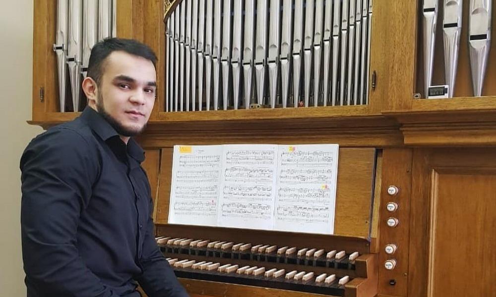 «Волшебные звуки органа»