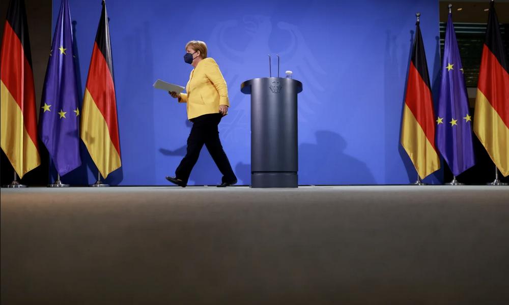 Прощание германки